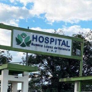 Ascensor camillero en el Hospital Susana López de Valencia – Popayán