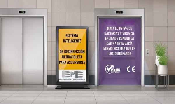 metodo-de-desinfeccion-y-limpieza-ultravioleta-de-ascensores