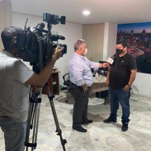Telepacífico entrevista a EME Ascensores – Reconocido fabricante de ascensores en Cali Colombia